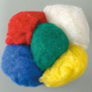 Wolle zum Filzen basis Mix 50 g