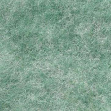 "Filzplatte dunkelgrün meliert für Dekorationen 30 x 45 cm x 3,0 mm ""550 g/m²"""