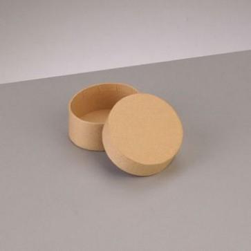 Box Rund flach ø 6,5 x H 2,7 cm