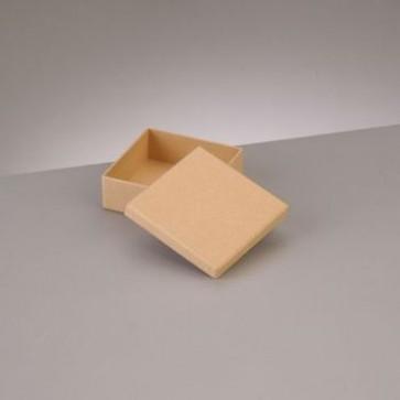 Box Quadrat flach 8,5 x 8,5 x H 3,1 cm
