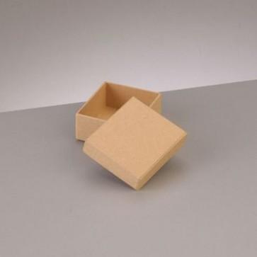 Box Rechteck flach 6,5 x 5,5 x H 2,7 cm