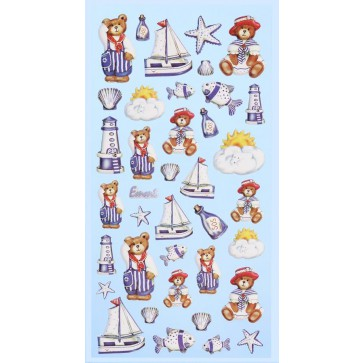 SOFTY-Stickers Maritim