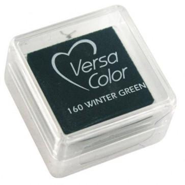 Stempelkissen  Versacolor , dunkelgrün, Stempelfläche 2,5x2,5 cm