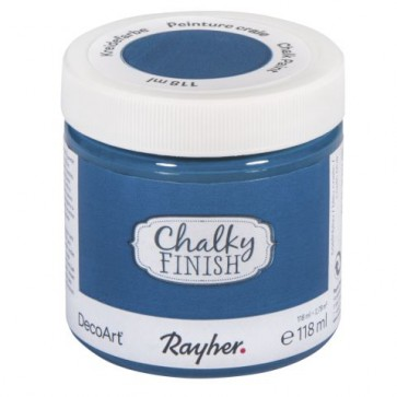 Chalky Finish, coelinblau, Dose 118ml