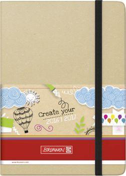 Schülerkalender 12x16cm DIY