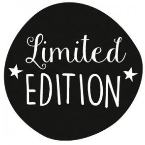 Stempel rund Limited Edition 3cm