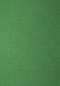 GlitterkartonA4 200g dunkelgrün