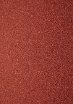 GlitterkartonA4 200g rot