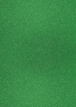 GlitterkartonA4 200g hellgrün