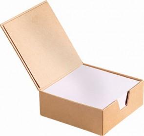 Pappzettelbox 11x10,5x4cm 100Bl.FSC
