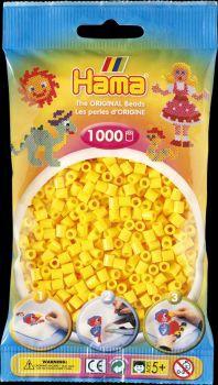 Hama Bügelperlen 1000 Stck. gelb