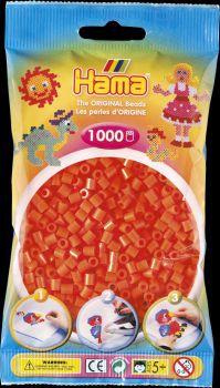 Hama Bügelperlen 1000 Stck. orange