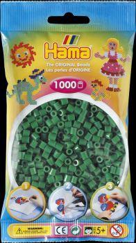Hama Bügelperlen 1000 Stck. grün