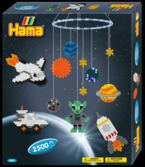 Hama Bügelperlen-Set Weltraumabenteuer