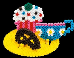 Hama Bügelperlen-Set, My Pocket Cupcake