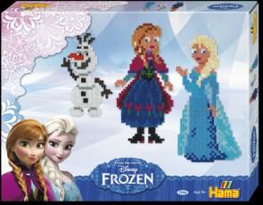 Hama Bügelperlen-Set GP Frozen