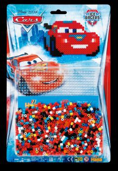 Hama Bügelperlen-Set Disney Cars