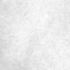 Wolle zum Filzen weiß 50 g