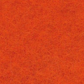 Wolle zum Filzen orange 50 g