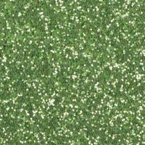 Moosgummiplatte Glitter hellgrün 200 x 300 x 2 mm