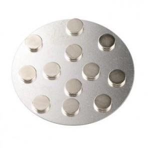 Magnete extra stark ø 10 mm 12 Stk.