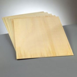 """Sperrholzplatte Pappel 3,5 mm / A2 594 x 420 mm"""""""