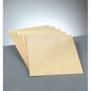 """Sperrholzplatte Pappel 3,5 mm / A3 420 x 297 mm"""""""