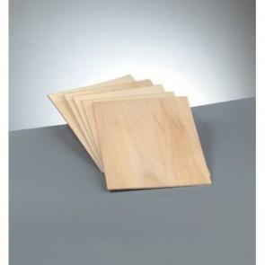"""Sperrholzplatte Pappel 3,5 mm / A4 297 x 210 mm"""""""