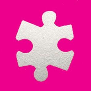 "Motivstanzer S Puzzle  1,6 cm"""