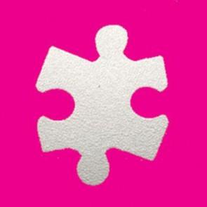 "Motivstanzer M Puzzle  2,5 cm"""