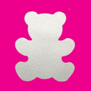 "Motivstanzer M Teddy-Bär  2,5 cm"""
