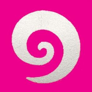"""Motivstanzer M Spirale  2,5 cm"""""""
