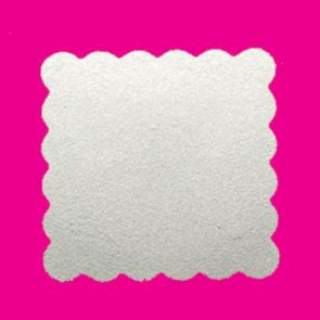 "Motivstanzer L Quadrat gezahnt  2,8 x 2,8 cm"""