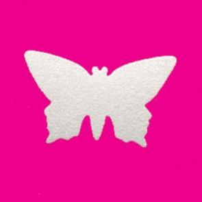 """Motivstanzer L Schmetterling  3,5 x 2,1 cm"""""""