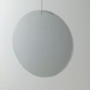 Trennscheibe glasklar für 8-er Kugel (PS) 7,80 cm
