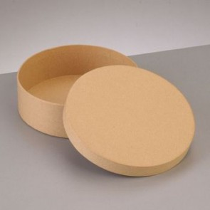 Box Rund flach ø 12,5 x H 4 cm