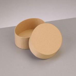 Box Oval flach 10,5 x 7,5 x H 3,6 cm