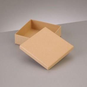 Box Quadrat flach 12,5 x 12,5 x H 4 cm