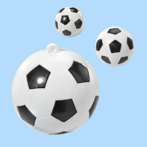 Fußball mit Öse, 35 mm, Btl a 2 St.