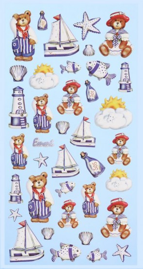 SOFTY-Stickers Maritim