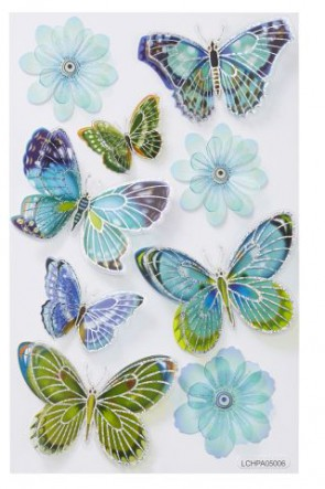 Sticker Schmetterling V