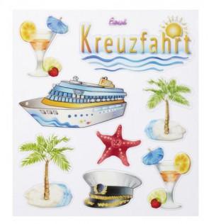 HOBBY-Design Sticker, Kreuzfahrt