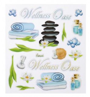 HOBBY-Design Sticker, Wellness