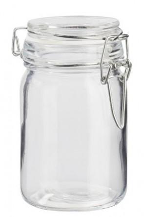 Deko-Glas rund, 11 x 6,5 cm
