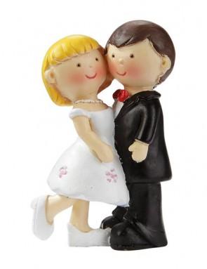 Hochzeitsfigur  Paar  5 cm