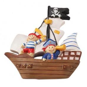 CREApop® Piratenschiff 2 D, 6
