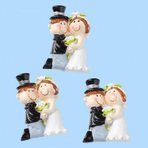 Hochzeitsfigur  Hochzeitspaar II  3 cm