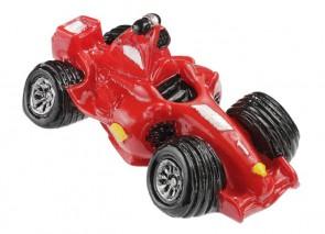 Rennwagen 5,5 x 2,9 x 2,3 cm, rot