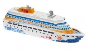 Kreuzfahrtschiff 12cm