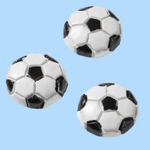 Mini-Fussbälle 2 D, 1,5 cm, Btl. a 6 St.